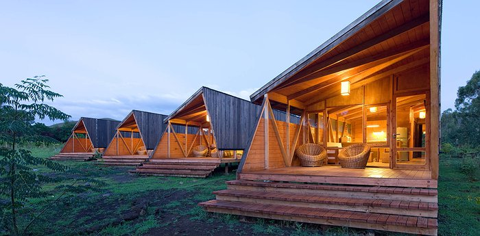 Morerava Cottages - Eastern Island Eco Lodge