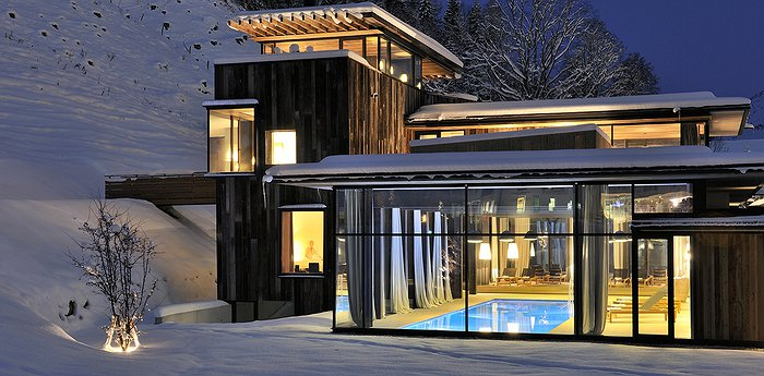 Wiesergut Hotel - Design Hotel In The Austrian Alps