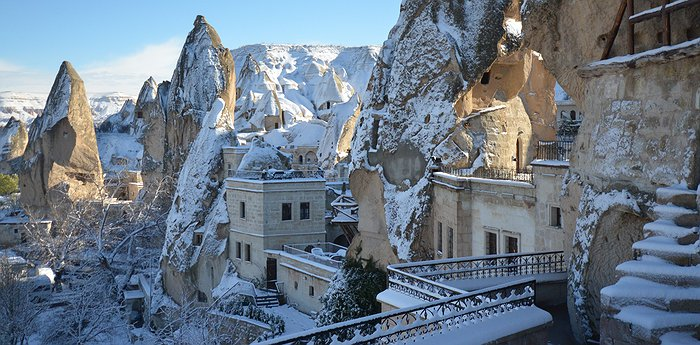 Cappadocia Cave Suites - The Land Of The Fairy Chimneys