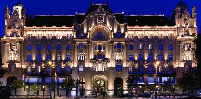 Four Seasons Hotel Gresham Palace - The Gem of Budapest