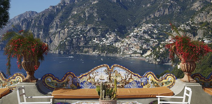 Il San Pietro di Positano - Room With One Of The Best Views In The World