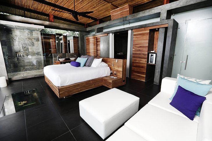 Kura Design Villas bedroom