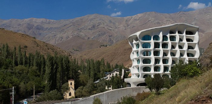 Barin Hotel in Shemshak - Curvy Ski Resort Of Iran