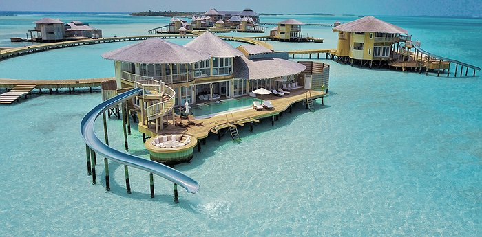 Soneva Jani Maldives - Instagram-Famous Water Villas With Slides In The Maldives