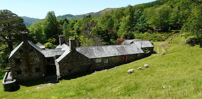 Campbell's Cottage - The Heart Of Snowdonia