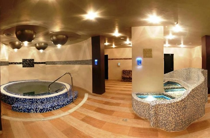 Hotel Gino Wellness Rabath spa center