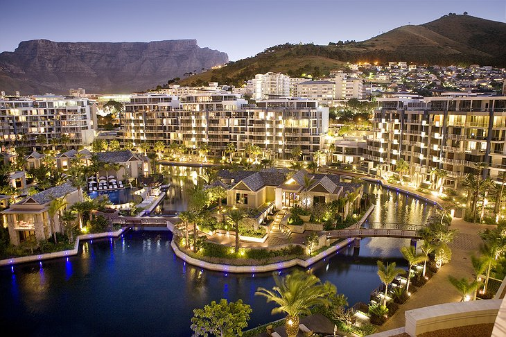 One&Only Cape Town resort