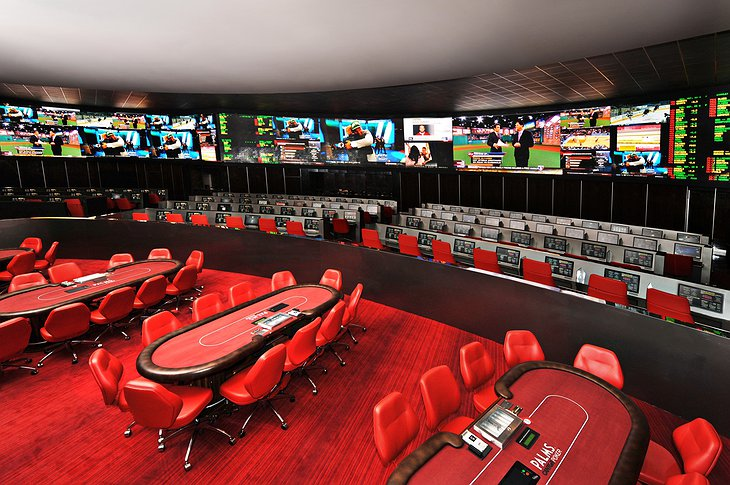 Palms Place Hotel Poker room