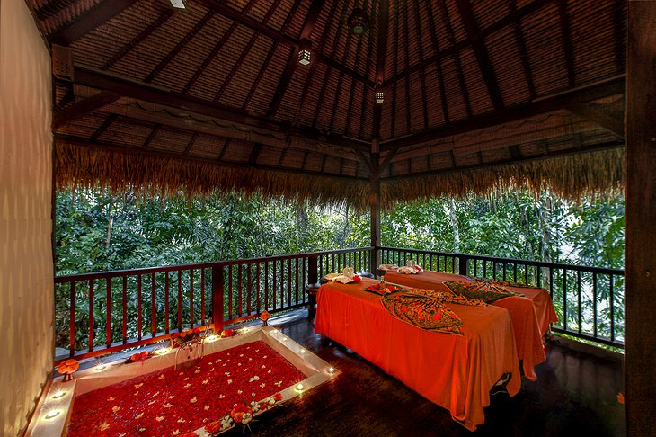 Nandini Jungle Resort Sungai Spa