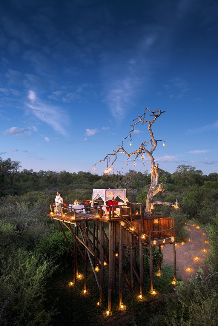 Chalkley Treehouse