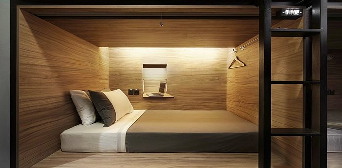 The Pod Boutique Capsule Hotel In Singapore Oh My Pod