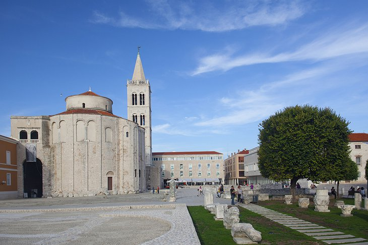 Boutique Hostel Forum in the historic center of Zadar