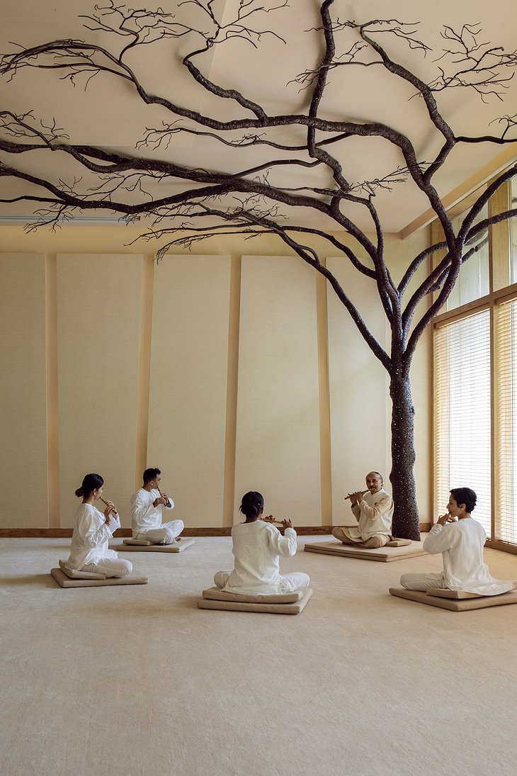 Vana Retreat Bodhi Tree Shared Space