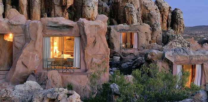 Kagga Kamma Nature Reserve - Safari Open-Air Room