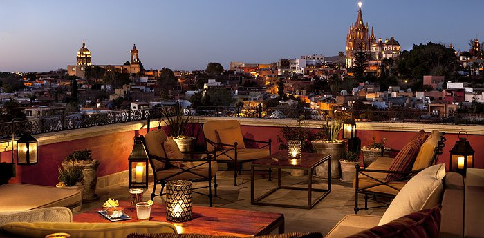 Rosewood San Miguel de Allende - Patios And Colonnades In Mexico's Most Beautiful Town