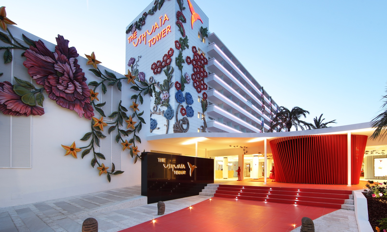 Ushuaia Ibiza Beach Hotel The Best Pool Party In The World