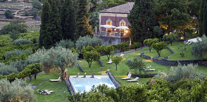 Monaci delle Terre Nere - Boutique Hotel At The Foothills Of Mount Etna