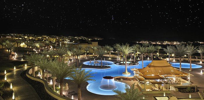 Qasr Al Sarab Desert Resort by Anantara - Mystical Charm Of Arabian Nights In The UAE