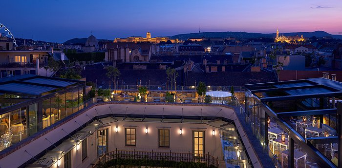 Aria Hotel Budapest - The Best Hotel In The World