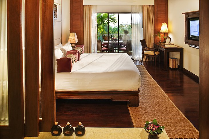 Anantara Golden Triangle Burma view room