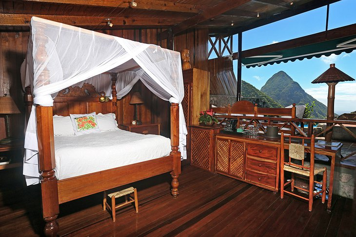 Ladera Resort bedroom