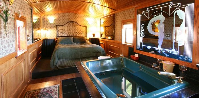 featherbed railroad in california. Black Bedroom Furniture Sets. Home Design Ideas