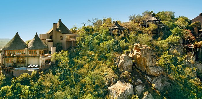 Ulusaba Safari Lodge - Surrounded By Private Game Reserve