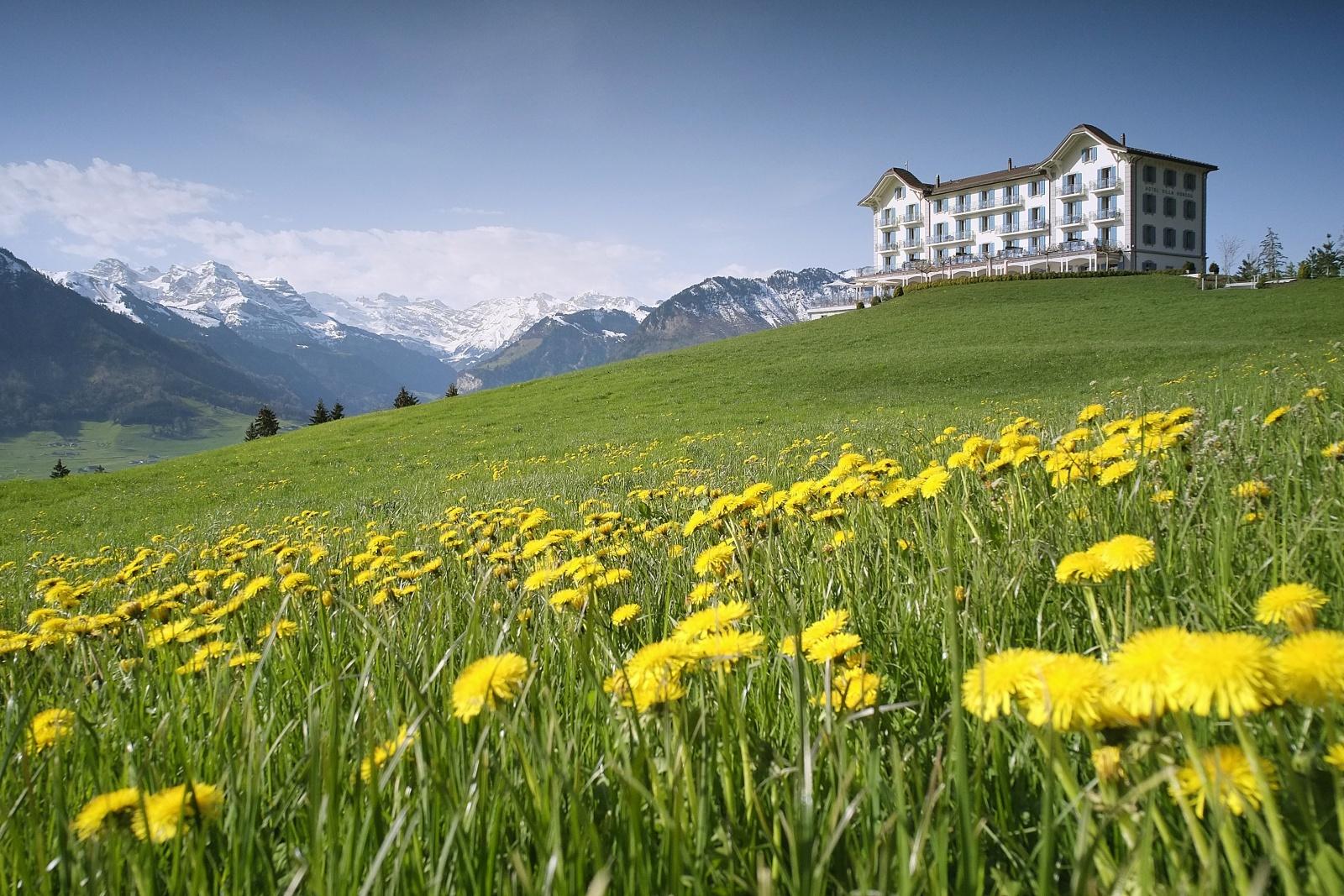 Hotel Villa Honegg concernant hotel villa honegg