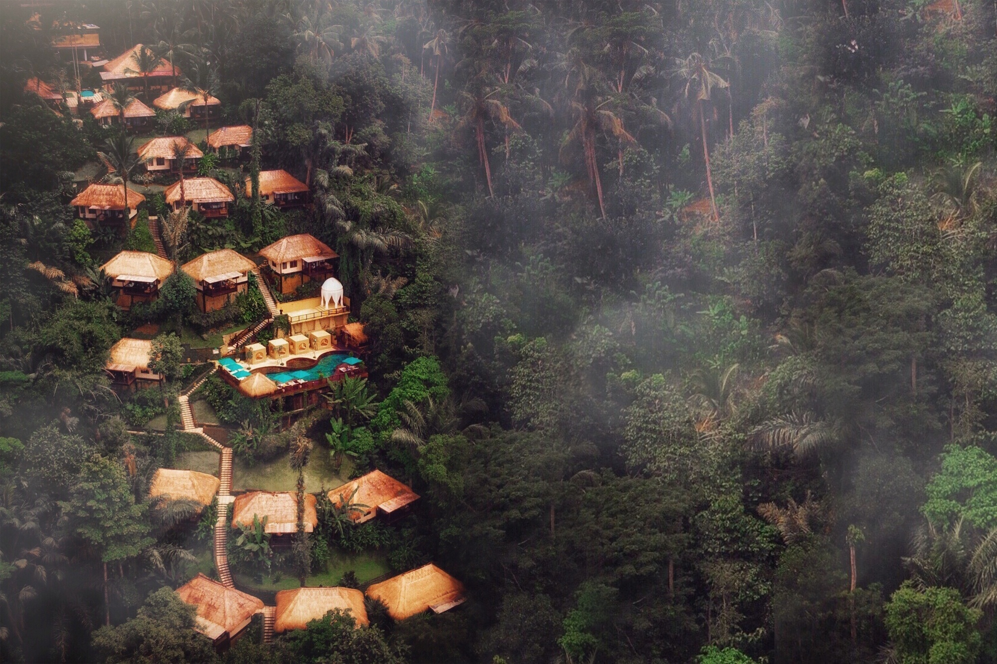 Nandini Jungle Resort Spa Breathtaking Jungle Pool In Bali
