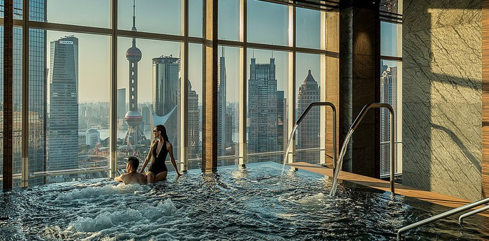 Four Seasons Shanghai Pudong