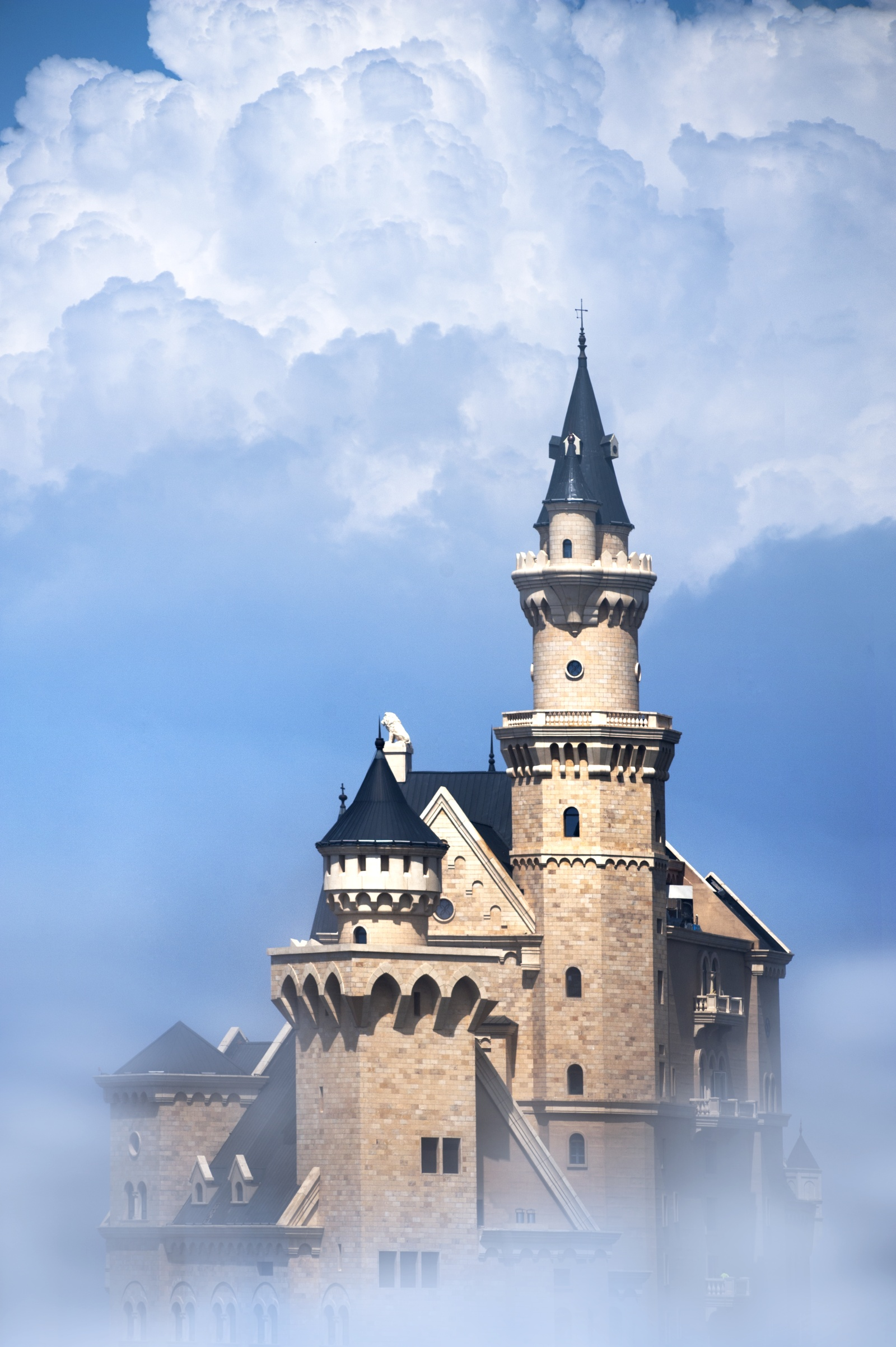 The Castle Hotel In Dalian