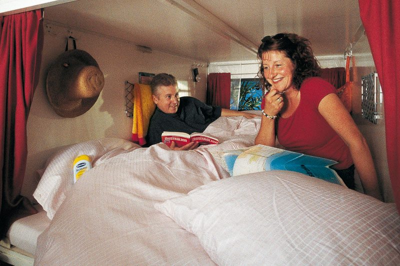Rotel - The German Bus Hotel
