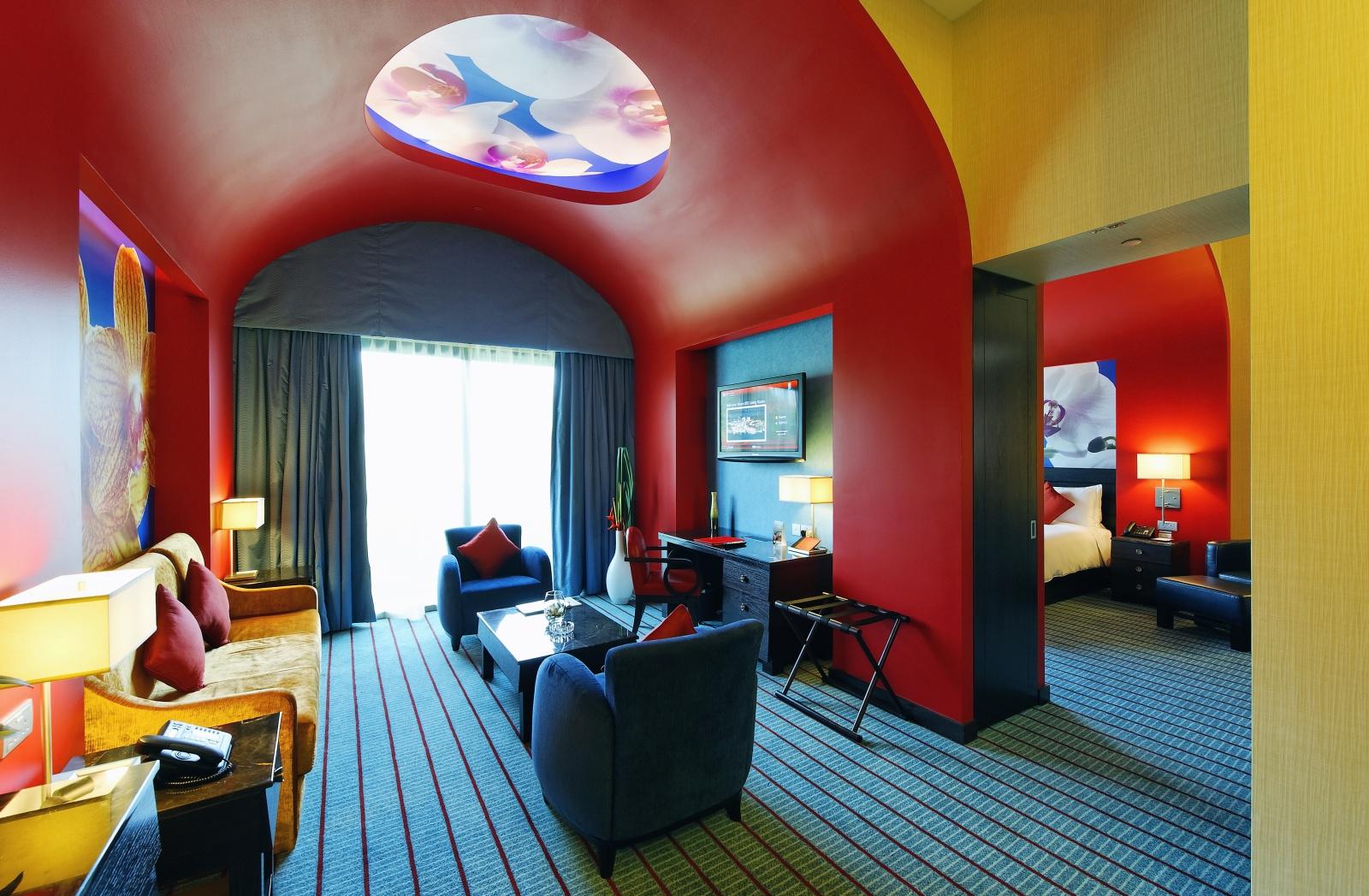 equarius hotela deluxe room. Equarius Hotela Deluxe Room