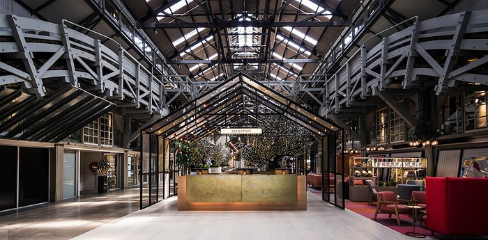Ovolo Woolloomooloo - Art And Fun In The Wharf