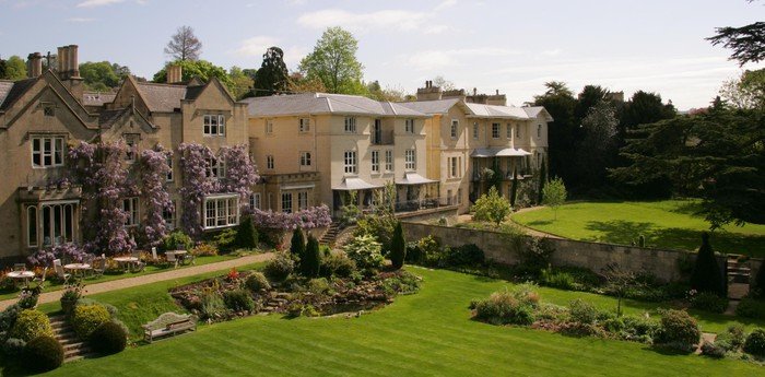 The Bath Priory - Luxur Spa Hotel in England
