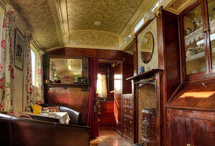 Romany Gypsy Caravan Amp Showmans Waggon