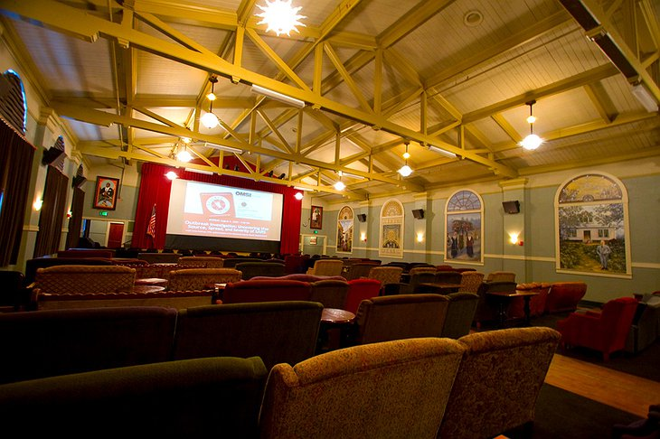 Kennedy School Hotel cinema