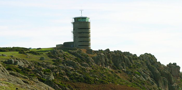 La Corbiere Radio Tower – Book A Room In A 1940s Radio Tower!