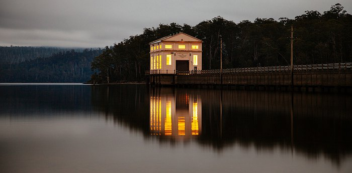 Pumphouse Point - Charming Boutique Hotel At Australia's Deepest Lake