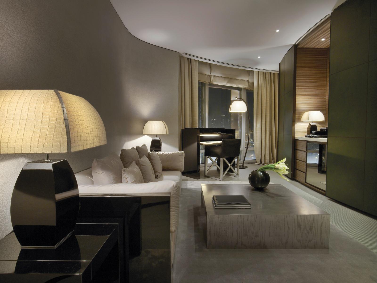 Armani hotel dubai for Modern hotel dubai