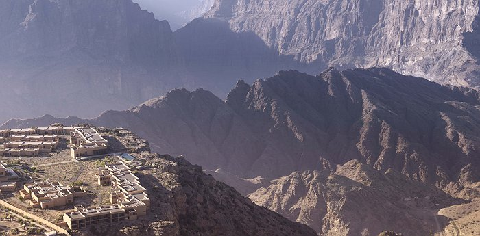 Anantara Al Jabal Al Akhdar - Oman's Highest Resort In Hajar Mountains