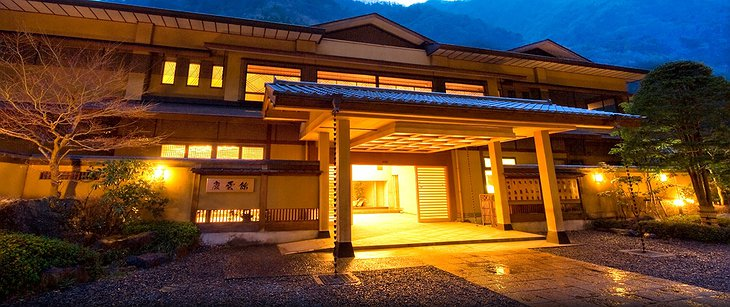 The oldest hotel in the world is in Japan, the Nishiyama Onsen Keiunkan
