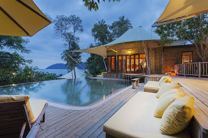 Soneva Kiri Private Beach Pool Reserve 3BR