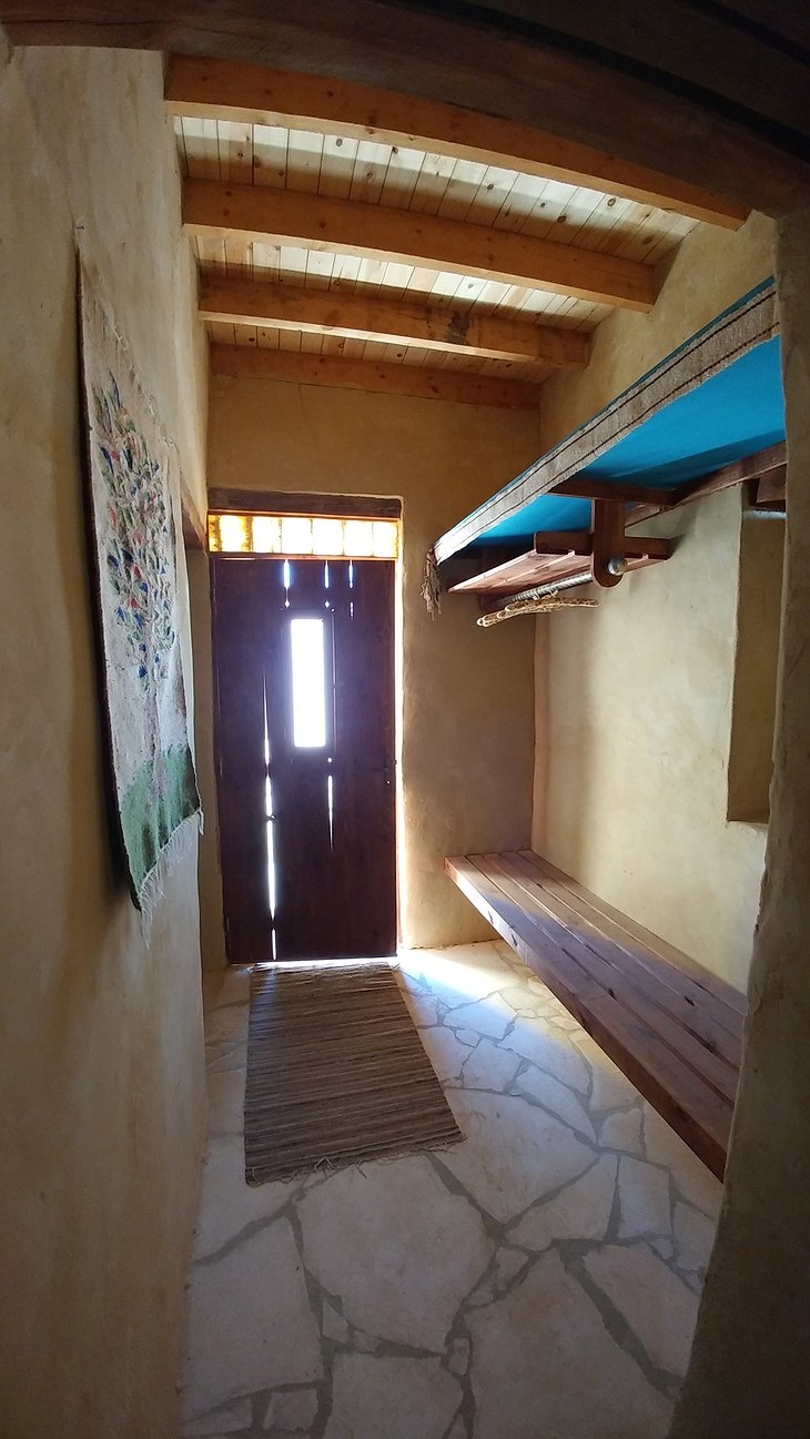 Talist Siwa entrance of double room