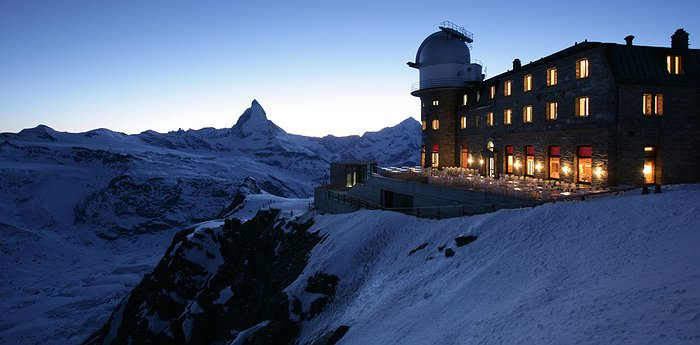 3100 Kulmhotel Gornergrat - Surmount Your Expectations