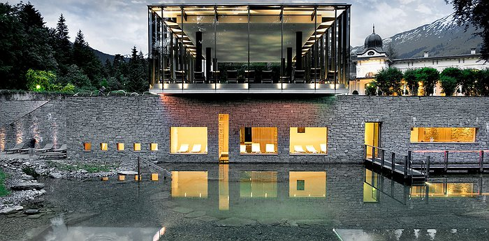 Waldhaus Flims Wellness Resort - Exquisite Spa In The Swiss Alps
