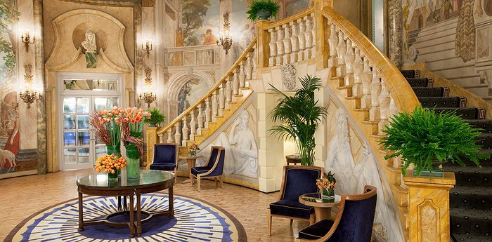 The Pierre, A Taj Hotel, New York - Opulence In The Central Park