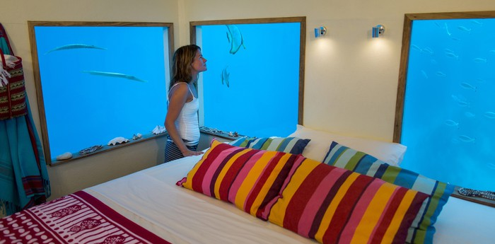 The Manta Resort - Underwater Room