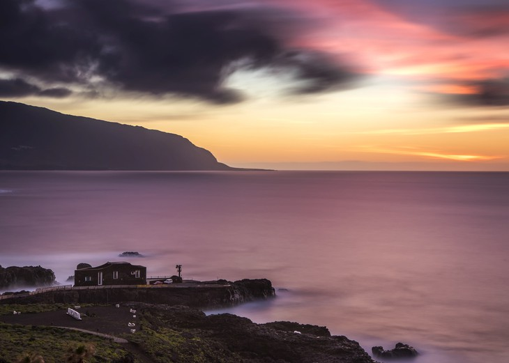 Hotel Punta Grande on El Hierro island in the Canary Islands