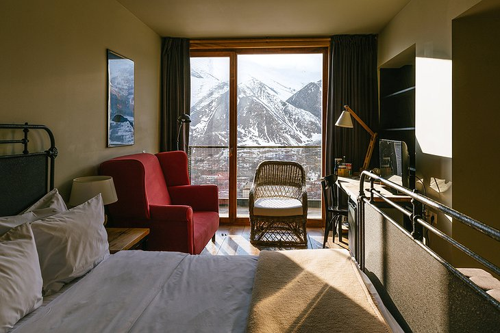 Rooms Hotel Kazbegi Room